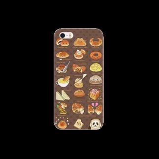 ががぁーりん☆LINEスタンプ審査中のパンパンのパンダパン Smartphone cases