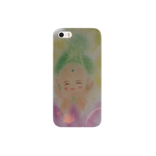 A Buddha-cha flower_mill Smartphone cases