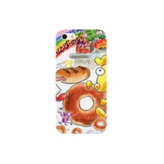 I love ハムンダー Smartphone cases