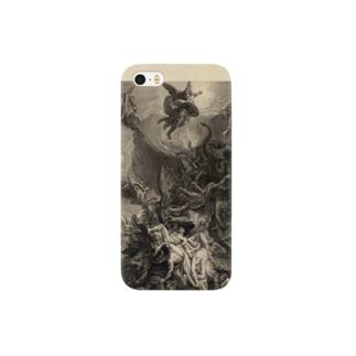 堕ちる反乱の天使たち - Getty Search Gateway Smartphone cases