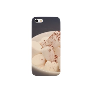 Marshmallow Coffee Smartphone cases