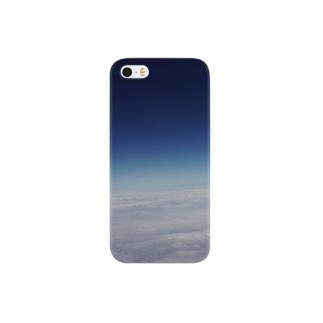 雲上の世界 Smartphone cases
