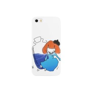 透花ちゃん Smartphone cases