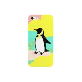 ペンギン スマートフォンケース
