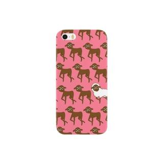 丸刈り羊さん Smartphone cases