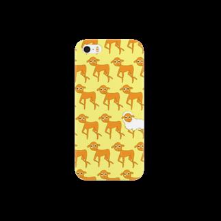 こもみーみの丸刈り羊さん Smartphone cases