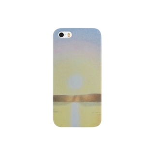 夕焼け Smartphone cases