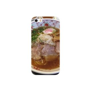 昔ながらのラーメン Smartphone cases