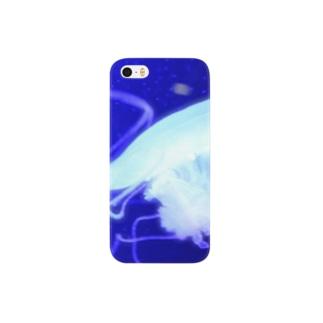 海月の漂う夢 Smartphone cases