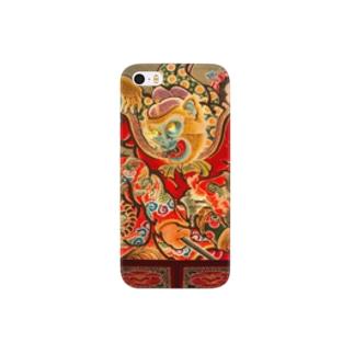 黒石ねぷた ⑽ Smartphone cases