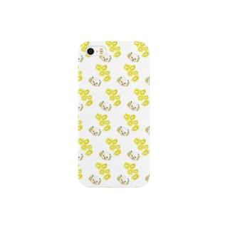 kiwifruit & dog Smartphone cases