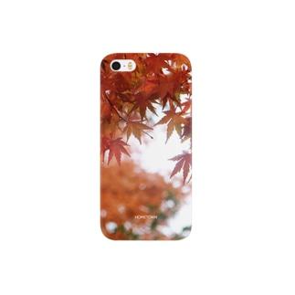 11/26 濡れ紅葉 HOMETOWN Smartphone cases