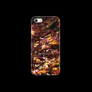 りゅの11/27 桃色落葉 HOMETOWN Smartphone cases