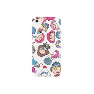 あつまれ〜〜!○ Smartphone cases