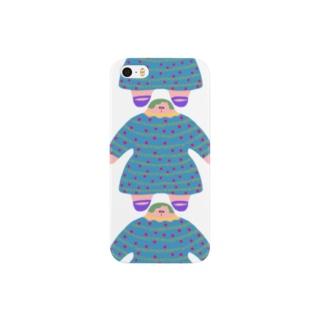 土偶婦人 Smartphone cases