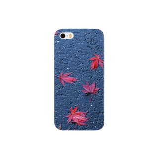 11/29 道の落葉 HOMETOWN Smartphone cases