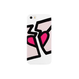 ✉︎(ふられた) Smartphone cases