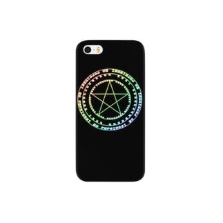 魔法陣 Smartphone cases