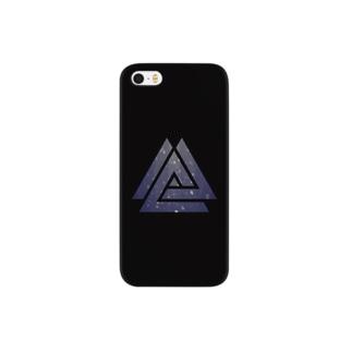 宇宙(△) Smartphone cases