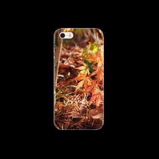 りゅの11/30 オレンジ HOMETOWN Smartphone cases