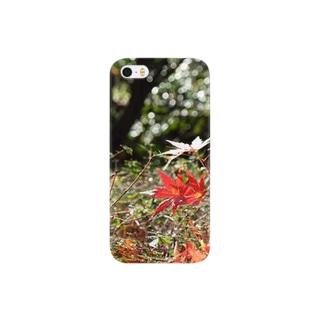 12/01 落ち紅葉 HOMETOWN Smartphone cases