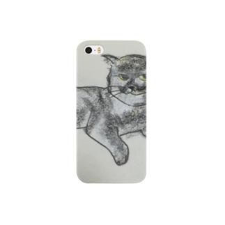 町猫 Smartphone cases