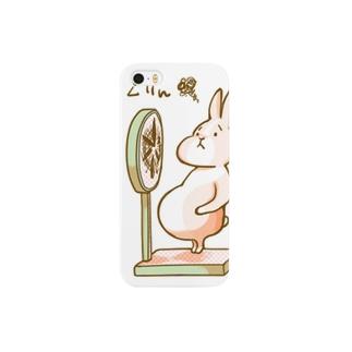 Rab-bit のウサギのあみちゃん Smartphone cases