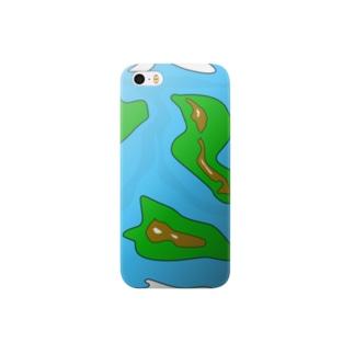 地球 Smartphone cases