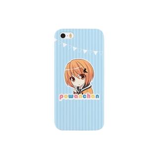 ぷちぽわんちゃん Smartphone cases