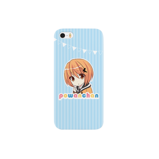 ぽわんちゃんのぷちぽわんちゃん Smartphone cases