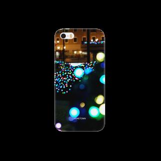 りゅの12/02 駅前照明 HOMETOWN Smartphone cases