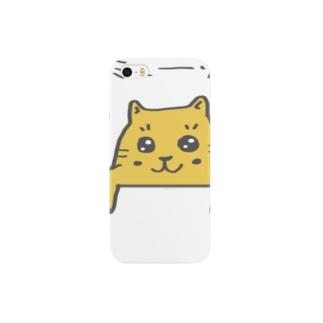 ねこ? Smartphone cases