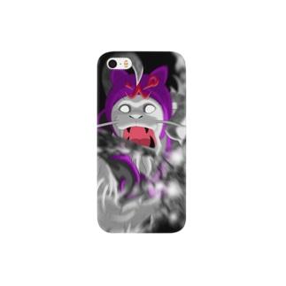 ぴんたぷったん(闇) Smartphone cases