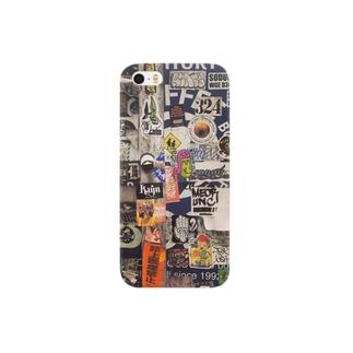 iPhoneケース ストリートスタイル Smartphone cases