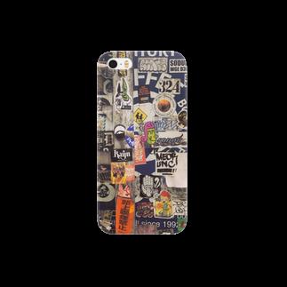 まえだたのiPhoneケース ストリートスタイル Smartphone cases