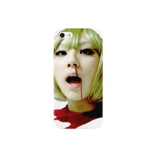 豚肉スマヒョケース Smartphone cases
