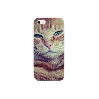 高貴な猫 Smartphone cases