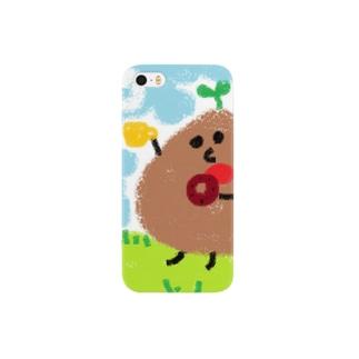 t-cho(ドーナッツ) Smartphone cases
