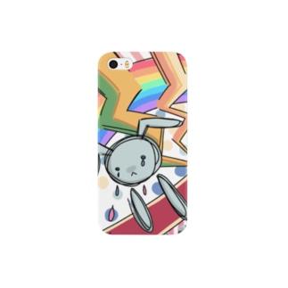 かなしみのusagi Smartphone cases