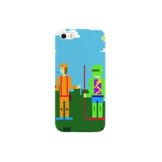 スケープマトリクス Smartphone cases