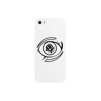 Magia El ojo (魔法の目) Smartphone cases