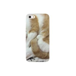 ニャンコ Smartphone cases