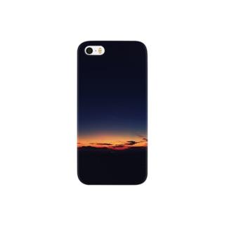 夕陽 Smartphone cases