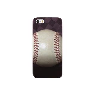 野球好きの方へ、、、 Smartphone cases
