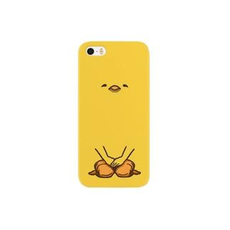 【飛ば鳥】iphoneひよこ スマートフォンケース スマートフォンケース