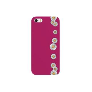 小さなひな菊 Smartphone cases