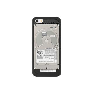 PCハードディスク風(iPhone5/5s専用)) Smartphone cases