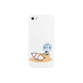 パルオベースボール Smartphone cases