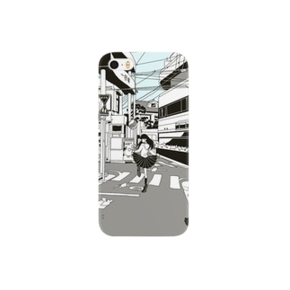SIMOKITA STEP Smartphone cases