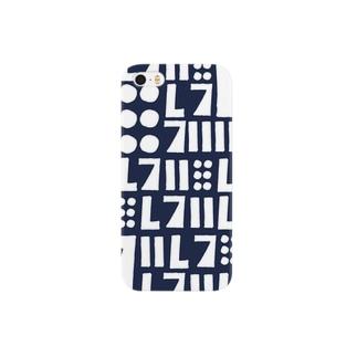ハズレ -pattern B- Smartphone cases